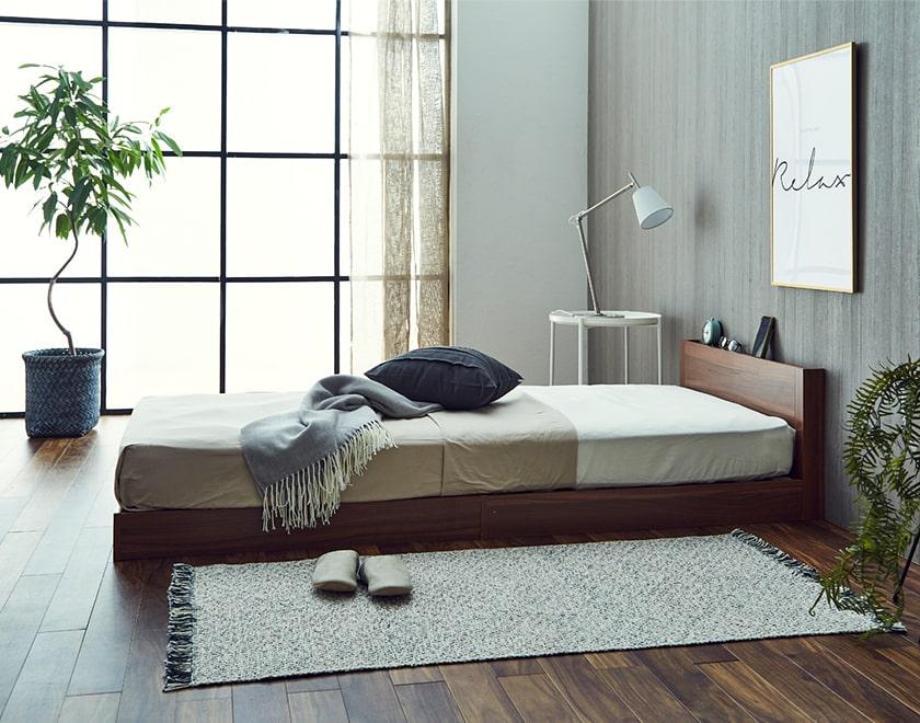 ロースタイルベッド