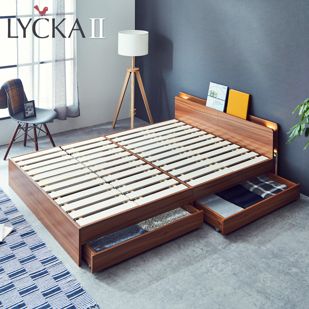 LYCKA2 リュカ2 ベッド シングル メイン画像