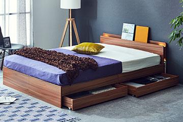 収納ベッドカテゴリ