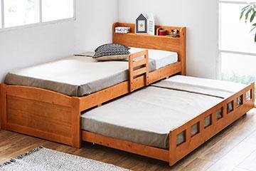 親子ベッドカテゴリ