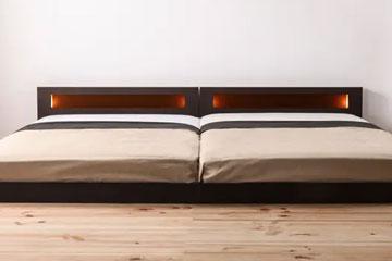 連結ベッドカテゴリ
