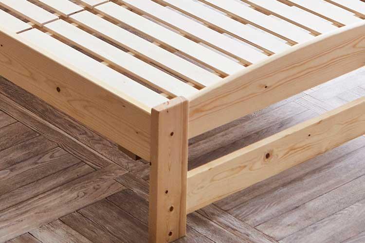木製ベッドカテゴリ