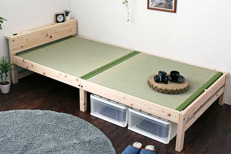 畳ベッドカテゴリ