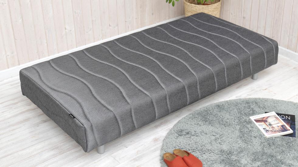 フランスベッド 脚付きマットレス シングルサイズ