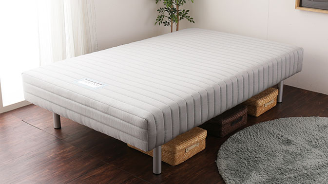フランスベッド脚付きマットレス ボトムマットレス
