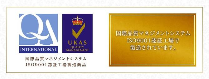 国際品質マネジメントISO