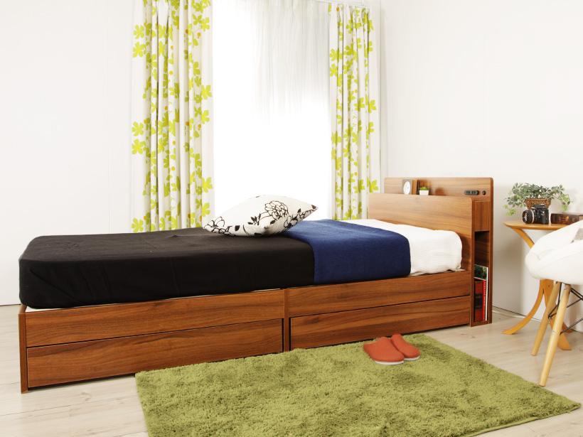 北欧ベッド