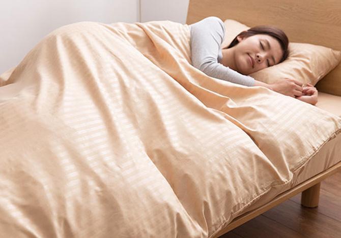 ホテルライクの上質な雰囲気 布団カバーセット