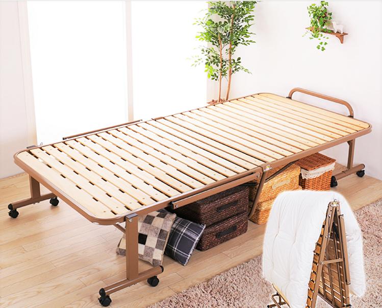 折りたたみ式すのこベッドが便利な3つの理由とおすすめ商品