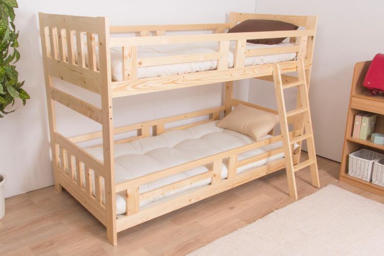 子供部屋におすすめな、二段ベッドの選び方のポイントとは?